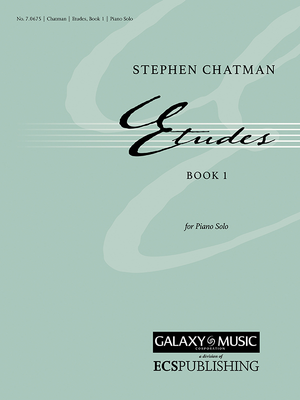 Etudes Book 1