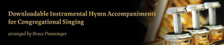 Presbyterian Hymn Settings by Preuninger