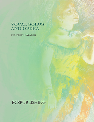ECS Vocal & Opera Catalog